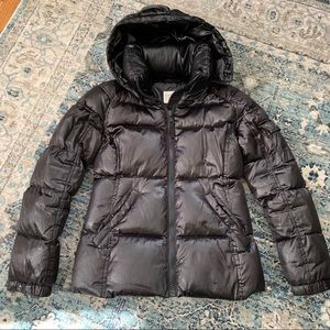S13 New York Kylie Gloss puffer bubble down jacket